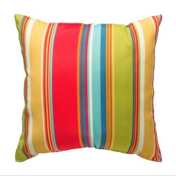 Westport Garden Indoor/Outdoor Throw Pillow 18 in. x 18 in.