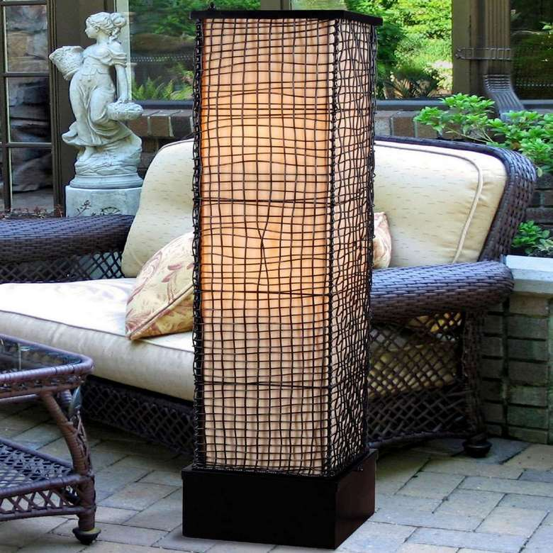 Amazing Outdoor Floor Lamps
