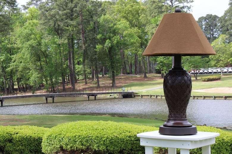 DFOhome Outdoor Lighting Buying Guide - PLC Table Lamp
