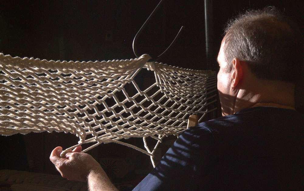 pawleys island hammock weaver - Pawleys Island Hammock
