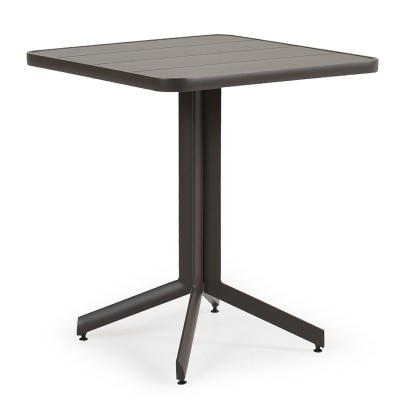 29 in Square Pedestal Counter Table
