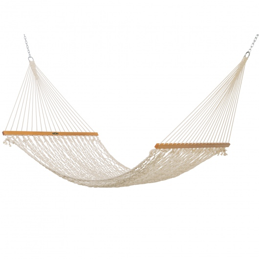 Single Original Cotton Rope Hammock