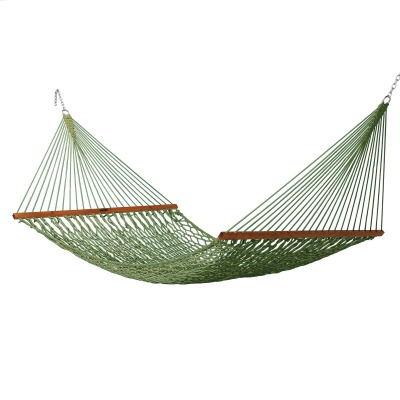 Deluxe Original DuraCord Rope Hammock - Meadow