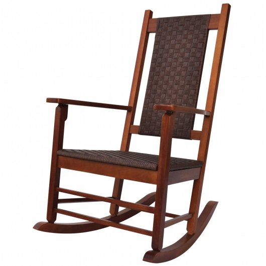 Hampton Hardwood Porch Rocker