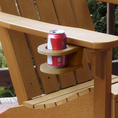 Easy-add Cup Holder - Toffee