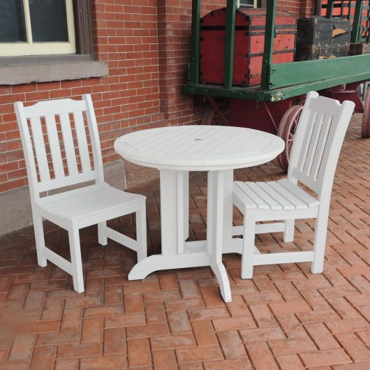 Lehigh 3pc Round Dining Set