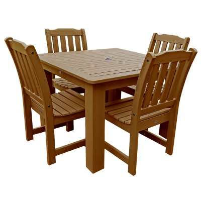 Lehigh 5pc Square Dining Set