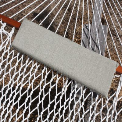Hammock Pillow in Sage Flax Color