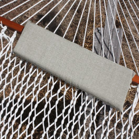 Hammock Pillow in Alternative Flax Color