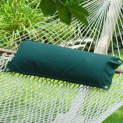 Forest Green Hammock Pillow