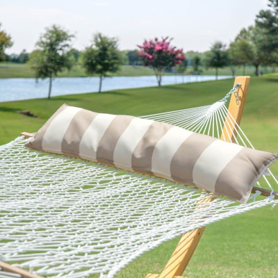 Long Hammock Pillow - Regency Sand
