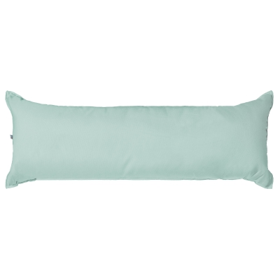 Long Sunbrella Hammock Pillow - Spectrum Mist