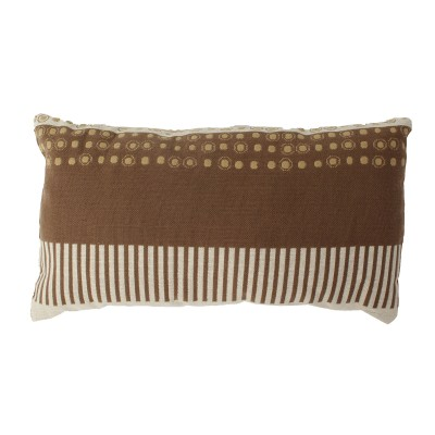 Repose Birch Outdoor Throw Pillow 19 in. x 10 in. Rectangle/Lumbar