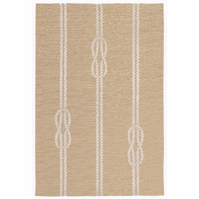 Capri Ropes Indoor/Outdoor Rug - Neutral