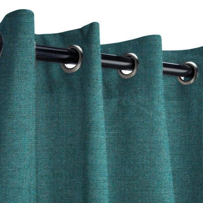 Sunbrella Cast Laurel Outdoor Curtain