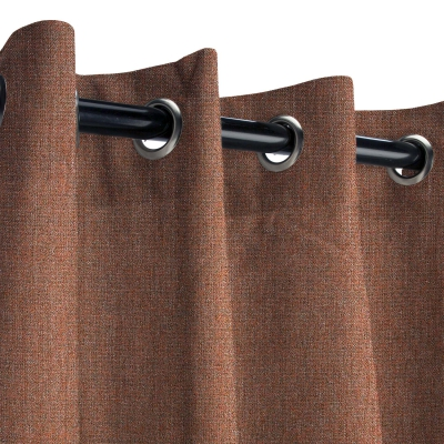 Sunbrella Cast Sable Outdoor Curtain