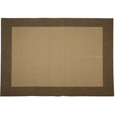Islander Natural Cocoa - Pawleys Island Outdoor Rug (7'6