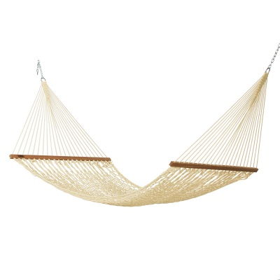 Large Duracord Rope Hammocks - Oatmeal