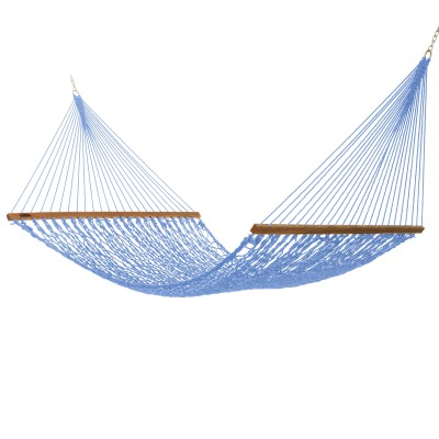 Executive DuraCord Rope Hammock - Coastal Blue