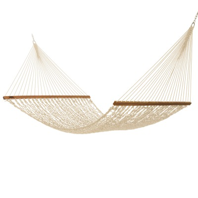 Executive DuraCord Rope Hammock - Oatmeal