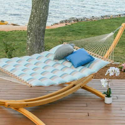 Pillowtop Hammock - Gateway Mist