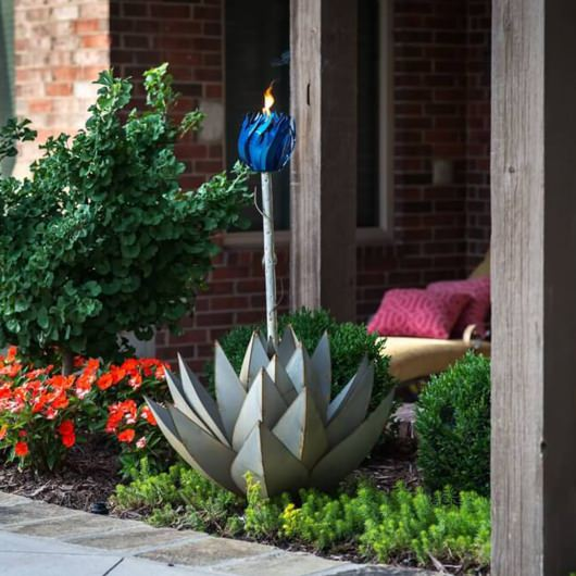 Blue Agave Torch - 2 sizes!