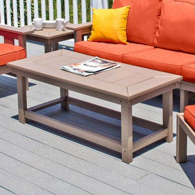 Durawood Deep Seating Coffee Table