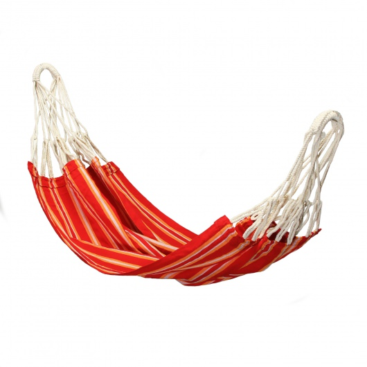 South American Style Kids Hammocks - Red Stripe