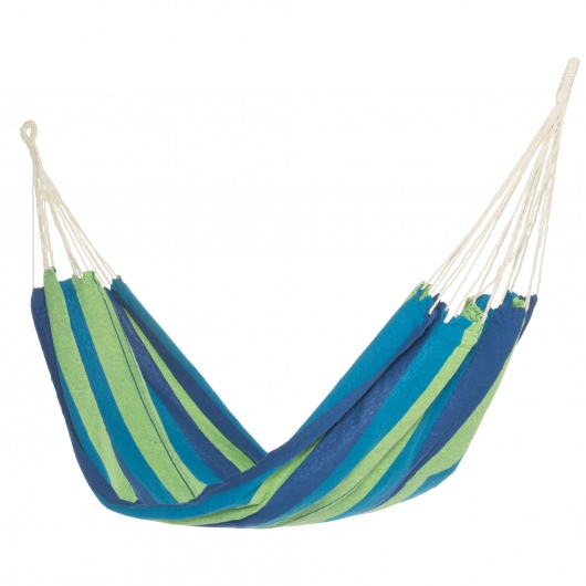 Brazilian Inspired Fabric Hammock - Underwater