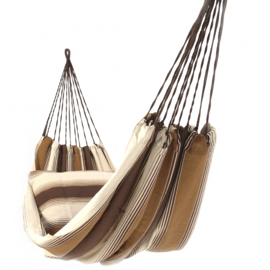 11 ft. 2 in. Fabric Hammock - Cocoa