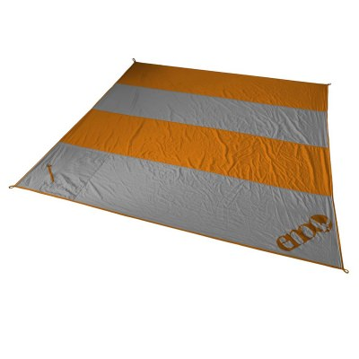 ENO Orange/Grey Islander Blanket