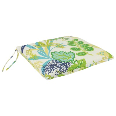 Spring Medley Any-Fit Seat Cushion 18x18 in