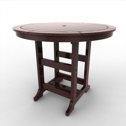 48 in Laguna Bar Height Table