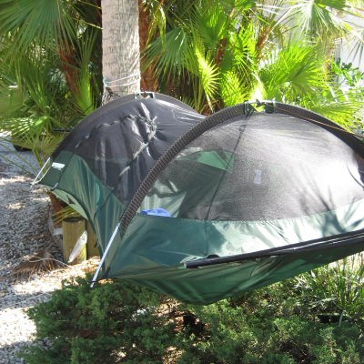 Lawson Hammock Blue Ridge Camping Tent - Green