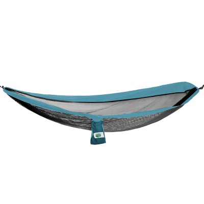Pawleys Island Single Mesh Travel Hammock - Reef Run