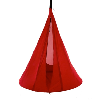 Hanging Swing Tent - Red