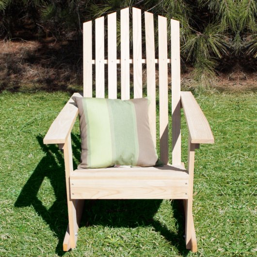 Hometown Exclusive Cypress Mountain Back Rocking Chair