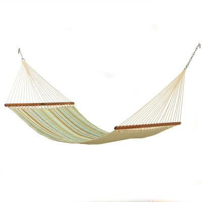Large Quilted Fabric Hammock - Spring Bay