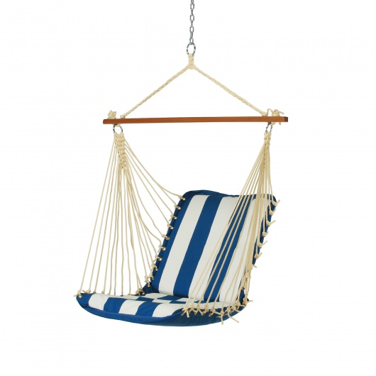 Cushioned Single Swing - Cabana Regatta