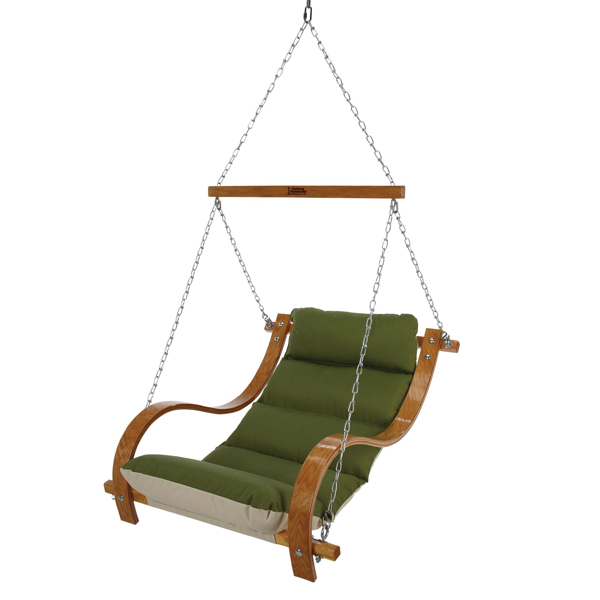 Very best Shop Single Swing with Oak Arms - Hatteras Hammocks; Hammocks  JQ11