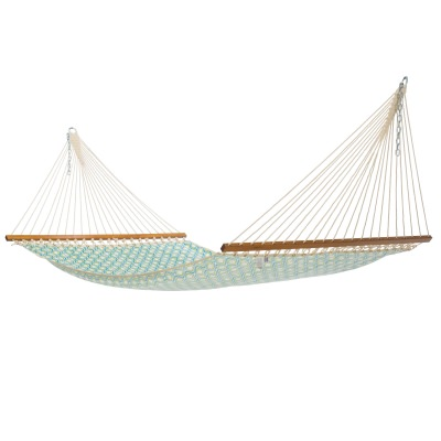 Single Layer Fabric Hammock - Peacock Zinger