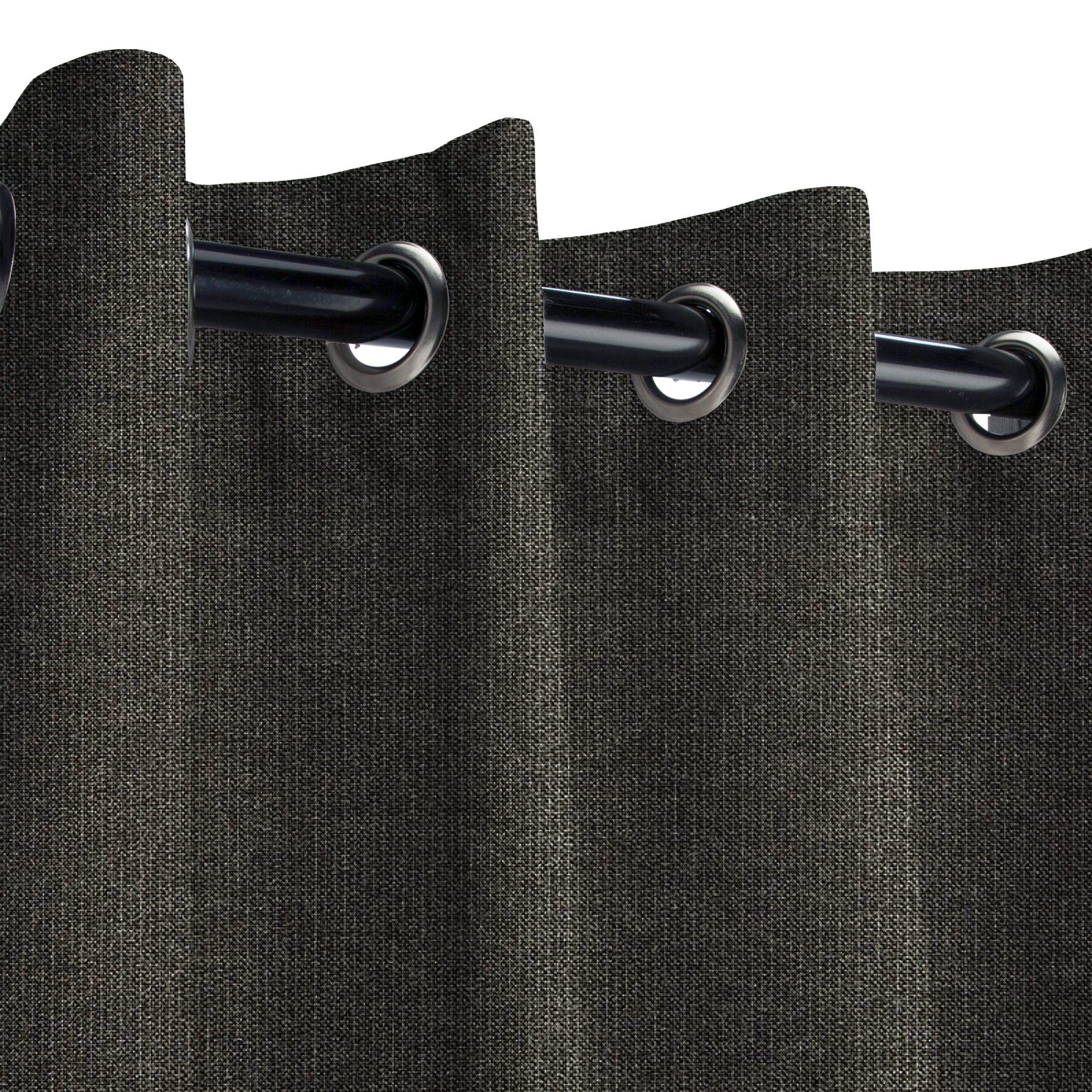 Sunbrella Outdoor Spectrum Curtain with Grommets