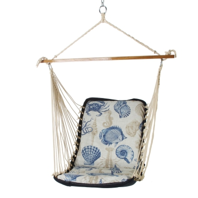 Polyester Cushioned Single Swing - Sealife Marine