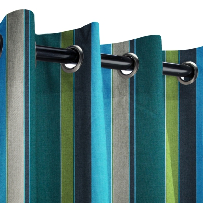 Sunbrella Expand Calypso Outdoor Curtain