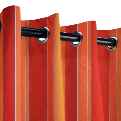 Sunbrella Expand Tamale Outdoor Curtain