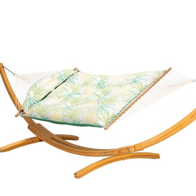 Large Tufted Hammock - Paradise Palm
