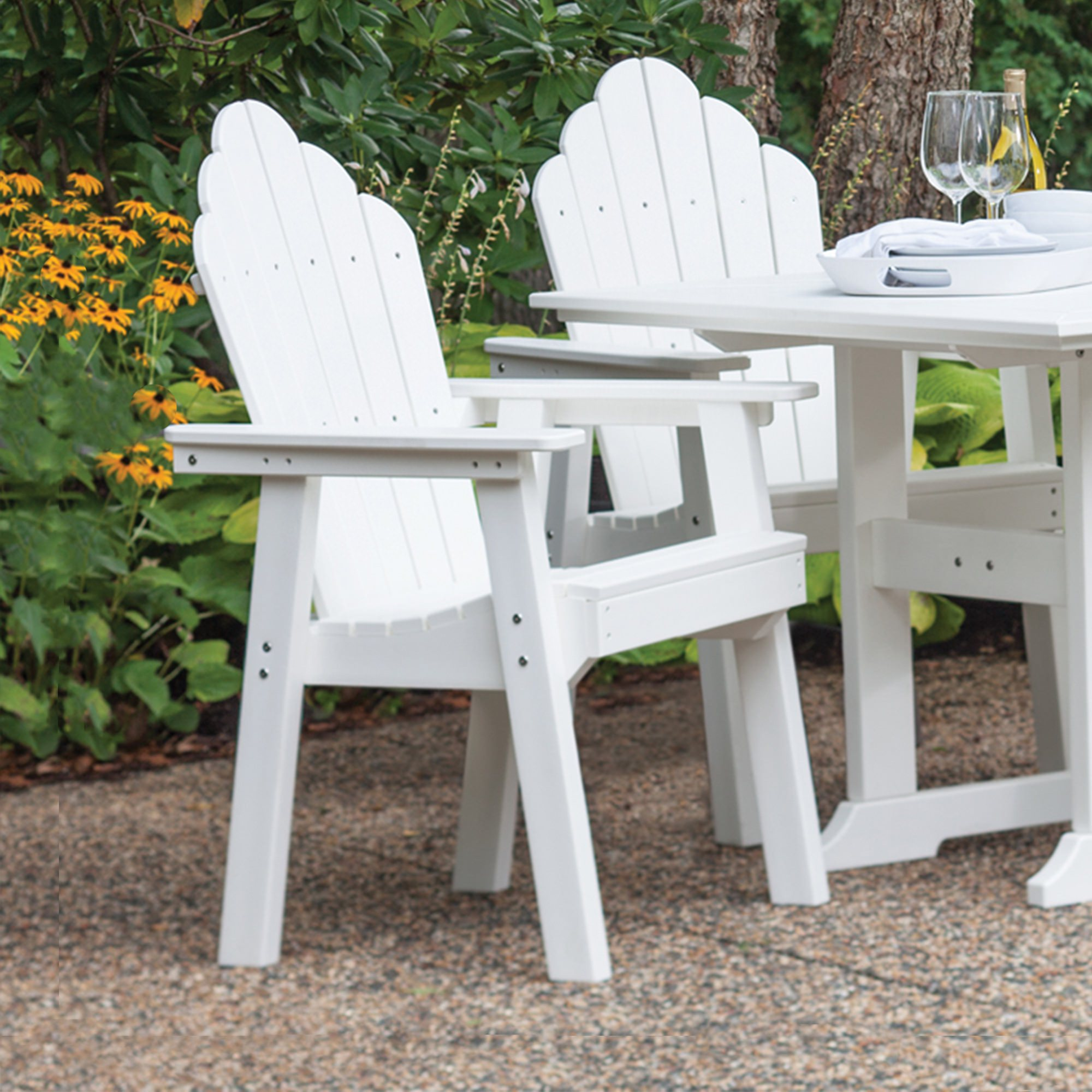 Yarmouth Dining Chair Malibu Outdoor Living Furniture Outdoors Dfohome