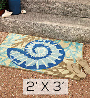 2x3 Outdoor Rugs
