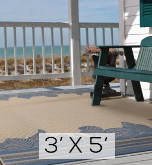 3x5 Outdoor Rugs