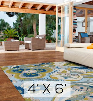 4x6 Outdoor Rugs